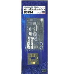 YF-19 Photo-Etched Parts Hasegawa