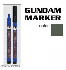 Gundam Marker Delineador Gris GM02 CSI Creos