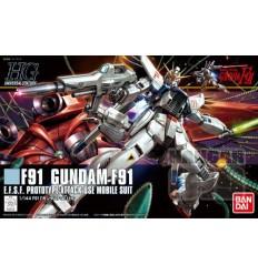 Gundam F91 HG Bandai