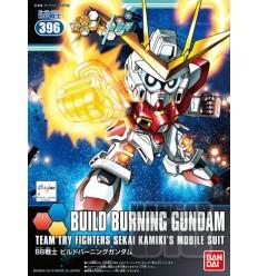 Build Burning Gundam BB Bandai