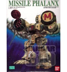 Missile Phalanx Bandai