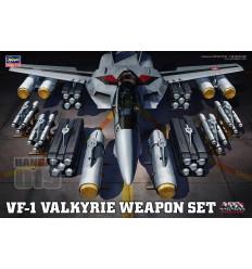 VF-1 Valkyrie Weapon Set 1/48 Hasegawa