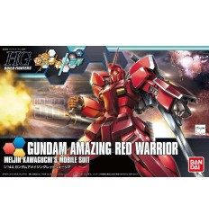 Amazing Red Warrior HG Bandai
