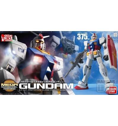 RX-78-2 Gundam Mega Size Bandai