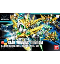 Star Winning SD Bandai