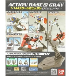 Action Base 2 gris Bandai