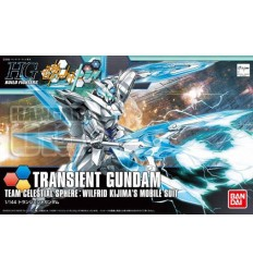 Transient Gundam HG Bandai