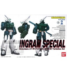 AV-98 Ingram Special 1/60 Bandai