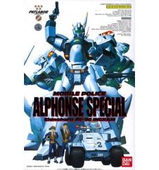 AV-98 Ingram 1 Alphonse Special 1/60 Bandai