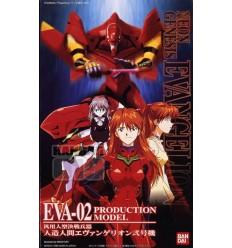 Eva 02 LM HG Bandai