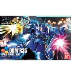 Dom R35 HG Bandai