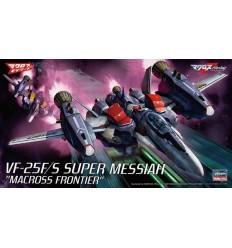 VF-25F/S Super Messiah Macross F 1/72 Hasegawa