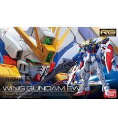 Wing Gundam RG Bandai