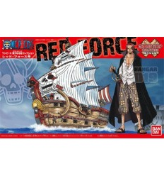 Red Force GSC One Piece Bandai