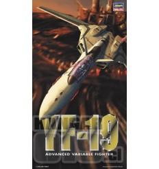YF-19 Fighter 1/72 Hasegawa