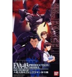 Eva 03 LM HG Bandai