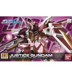 Justice HG (remaster ver) Bandai