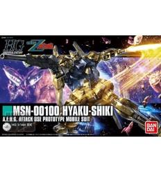 Hyakushiki HG Revive Bandai