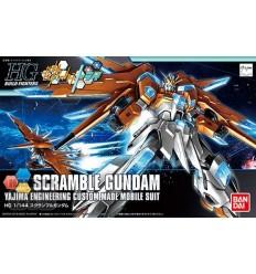 Scramble Gundam HG Bandai