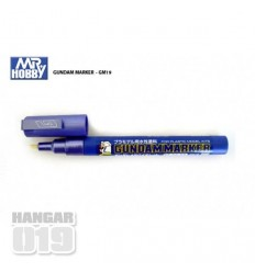 Gundam marker Violeta Metalico GM19