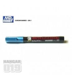 Gundam marker Azul Metalizado GM17 CSI