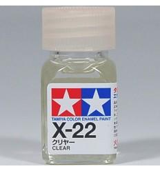 X-22 Clear Enamel Tamiya