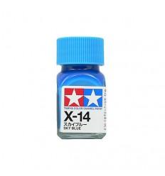 X-14 Sky Blue Enamel Tamiya