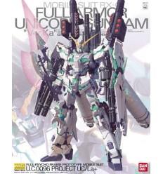 Full Armor Unicorn Gundam Ver Ka MG Bandai
