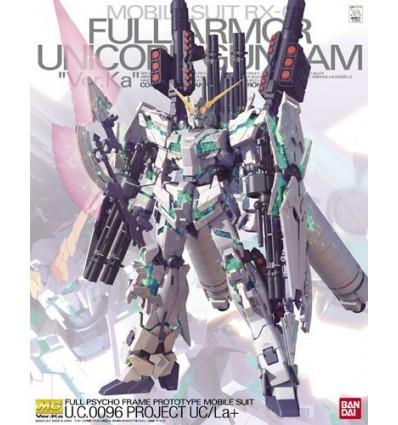 Full Armor Unicorn Gundam Ver Ka MG - Bandai