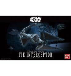 TIE Interceptor 1/72 Bandai Star Wars
