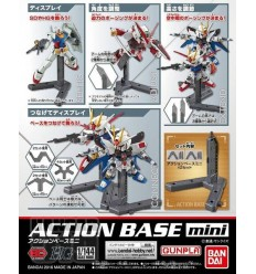 action base mini bandai