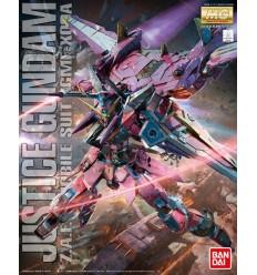Justice Gundam MG Bandai