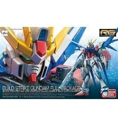 Gundam Build Strike Gundam Full Package RG Bandai