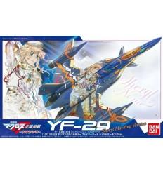 YF-29 Sheryl Custom Bandai