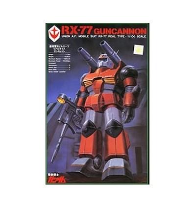 Guncannon Real Type NG Bandai
