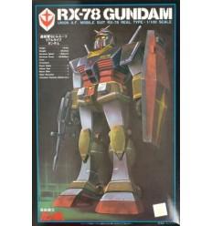 RX-78 Gundam Real Type NG Bandai