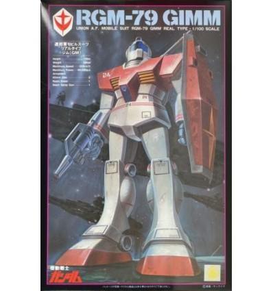 RGM-79 GM Real Type 1/100 NG Bandai