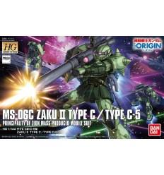 Zaku II Char Aznable Custom HG Bandai