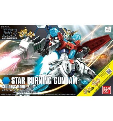Kamiki Burning Gundam HG Bandai
