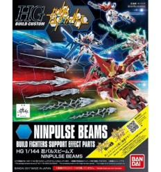 Ninpulse Beams HG Bandai