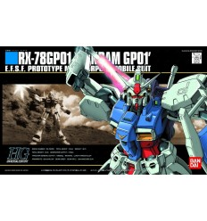 Gundam GP01 HG Bandai