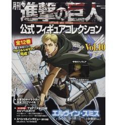 Attack on Titan Official Figure Collection 10 Kodansha