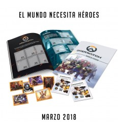Álbum Overwatch Klu