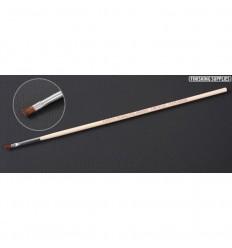 Pincel N° 0 Flat Brush Tamiya