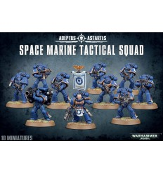 Space Marine Tactical Squad Citadel