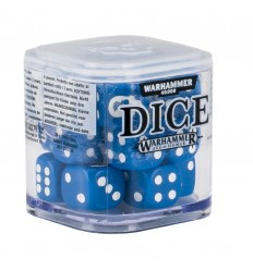 12mm DICE SET (X6) Citadel