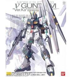 Nu Gundam Ver.KA MG Bandai