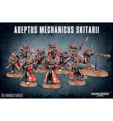Adeptus Mechanicus Skitarii Citadel