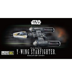 Y-Wing Starfighter mecha colle Bandai