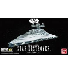 Star Destroyer mecha colle Bandai